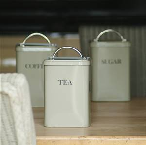 Garden Trading Canister set Clay